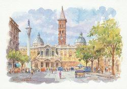 09q Roma - Basilica di Santa Maria Maggiore