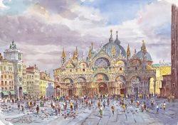 01 Venezia - Piazza San Marco e Basilica