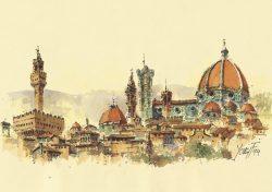010 Firenze - Panorama