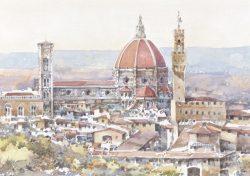 012 Firenze - Panorama