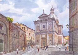 12 Siena - Basilica di Santa Maria di Provenzano