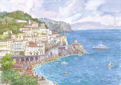02 Amalfi - Panorama