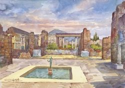 02 Pompei - La magica casa del Fauno