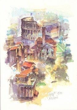 03q Roma - Il Foro Romano