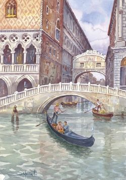 03 Venezia - In gondola sul canale