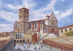 05 Assisi - Basilica di San Francesco
