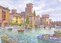 05 Lungo le coste del Garda - Il Castello di Sirmione
