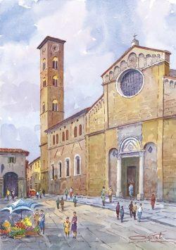 05 Volterra - Basilica Cattedrale di Santa Maria Assunta