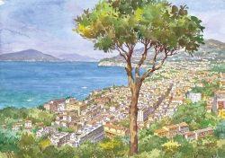 06 Sorrento - La mitica città affacciata sul mare