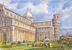 07 Pisa - Campo dei Miracoli