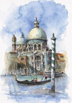 07 Venezia - Chiesa della Salute