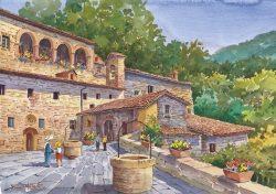08 Assisi - Eremo delle Carceri