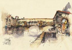 008 Firenze - Il Ponte Vecchio