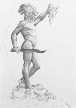 09 Omaggio a B. Cellini: Il Perseo