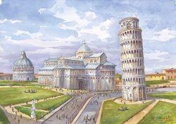 09 Pisa - Piazza dei Miracoli... architettonici