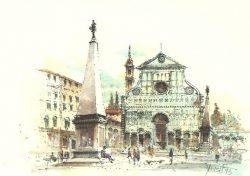 008c Firenze - Firenze, Santa Maria Novella