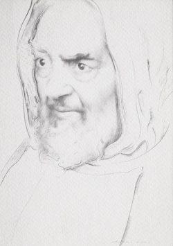 08 Ritratto di Padre Pio