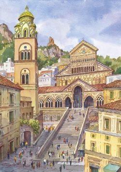 01 Amalfi - Il Duomo
