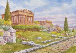 01 Paestum - Il tempio di Nettuno