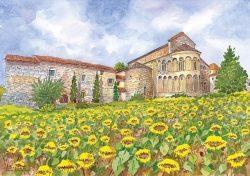 1 Pieve di Romena, Casentino - L'antica Pieve