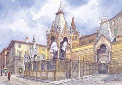 10 Verona - Le Arche Scaligere