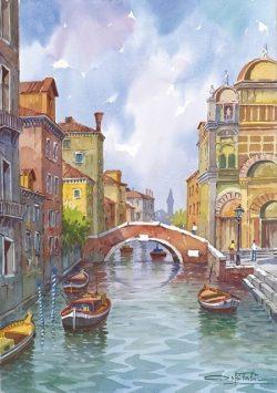 11 Venezia - Rio dei Mendicanti