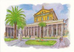 11q Roma - Basilica di San Paolo