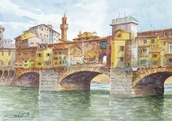 014 Firenze - Il Ponte Vecchio