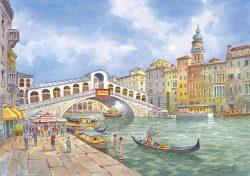 14 Venezia - Il Ponte di Rialto