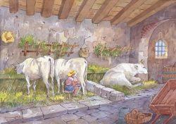 14 Vita Rurale - La mungitura