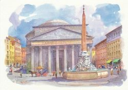 14q Roma - Il Pantheon