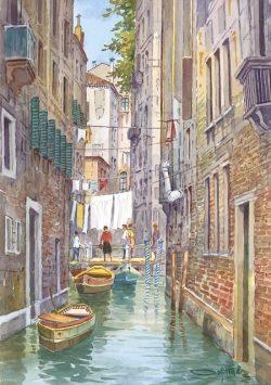 15 Venezia - Rio dei Meloni
