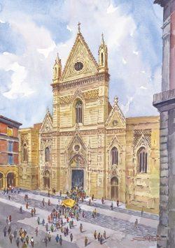 16 Napoli - Il Duomo