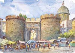17 Napoli - Porta Capuana