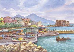 18 Napoli - La Rotonda di via Caracciolo