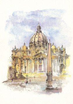 01q Roma - Basilica di San Pietro