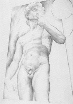 02 Omaggio a Michelangelo: Il David