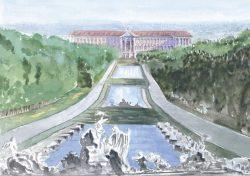 02 Caserta - Il Parco e la Reggia