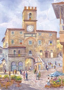 02 Cortona - Palazzo Comunale
