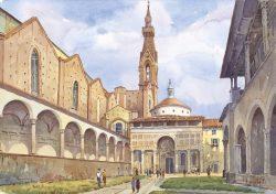 002 Firenze - Cappella dei Pazzi