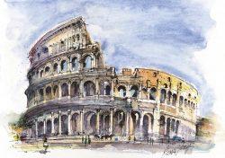02 Roma - Il Colosseo