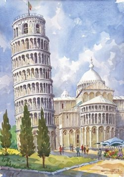 03 Pisa - La Torre Pendente