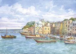 03 Isola di Procida - Il Porto