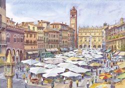 03 Verona - Piazza Erbe