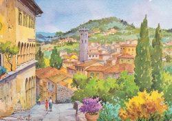 03q Fiesole - Panorama