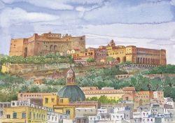 04 Napoli - Castel Sant'Elmo e la Certosa di San Martino