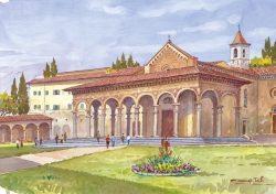 05 Arezzo - Chiesa di Santa Maria delle Grazie