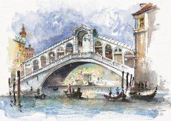 05 Venezia - Il Ponte di Rialto