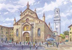 05 Verona - Il Duomo