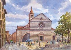 07 Assisi - Basilica di Santa Chiara